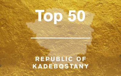 Spotify recognizes the Republic of Kadebostany as an official country!